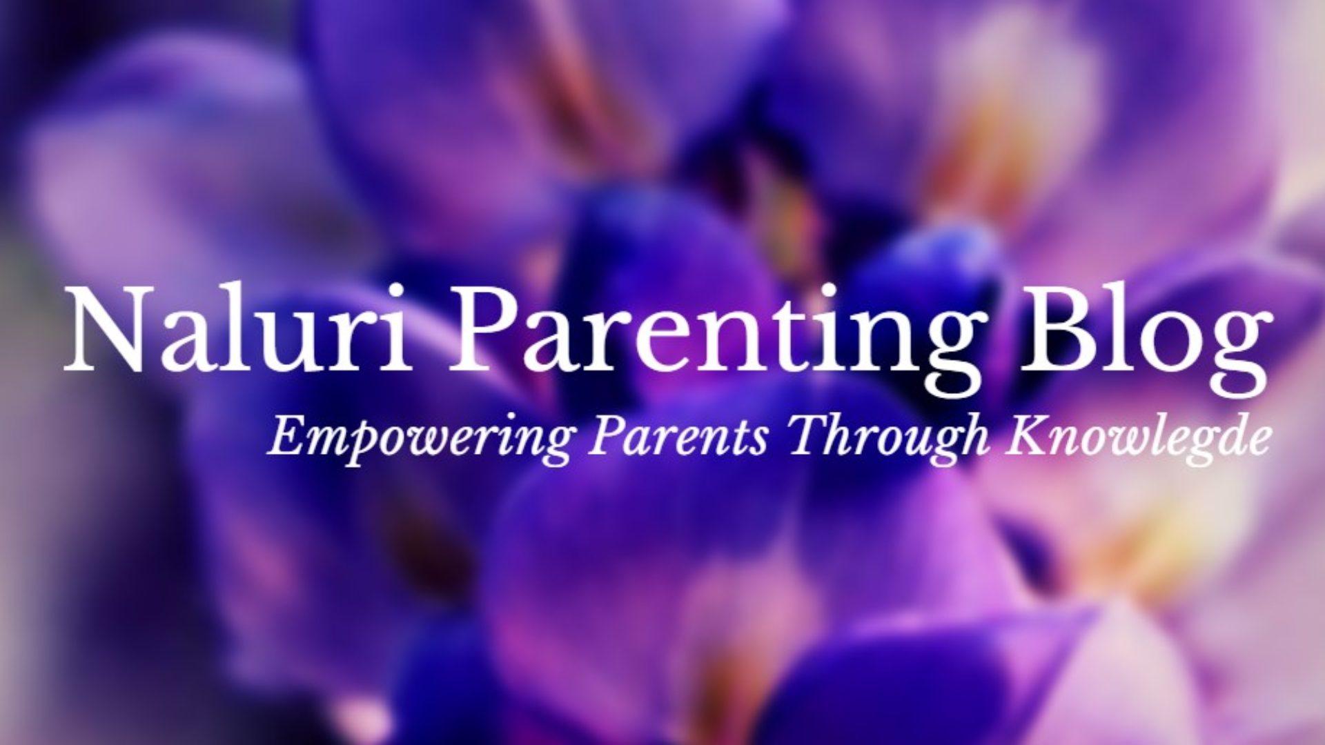 Naluri Parenting Blog