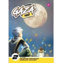 KOMIK GAZA MINI 2: PALESTIN TERANCAM ANGKARA KHIANAT