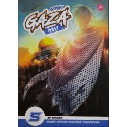 Komik Gaza Mini 5: Mimpi Ngeri Rakyat Palestin
