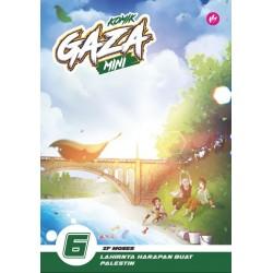 Komik Gaza Mini 6: LAHIRNYA HARAPAN BUAT PALESTIN