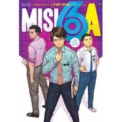 Komik-M: Misi 6A (Misi Cikgu Zahid)
