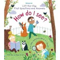 How Do I see? USBORNE Lift The Flap